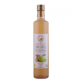 Doğal Fermente Elma Sirkesi (500ml.)