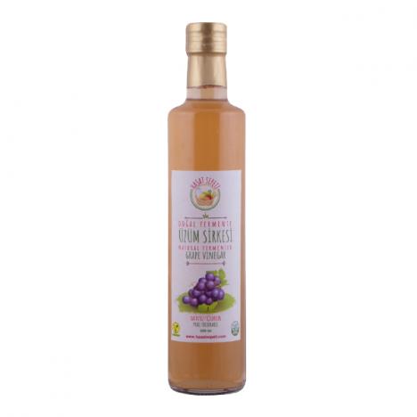 Doğal Fermente Üzüm Sirkesi (500 ml.)